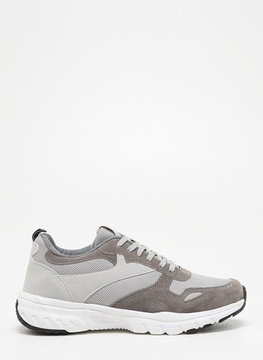 F By Fabrika Erkek Lacivert Sneakers JASPER Gri